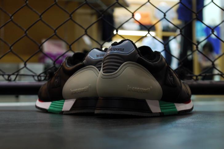 Photo09 - mita sneakers Creative Director 国井栄之氏がカラーディレクションを手掛けたle coq sportif EUREKA LEがリリース