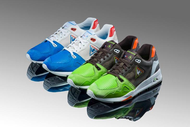 Photo01 - ルコックスポルティフから、「mita sneakers」「KICKS LAB.」「le coq sportif Harajuku」店舗限定モデルが登場