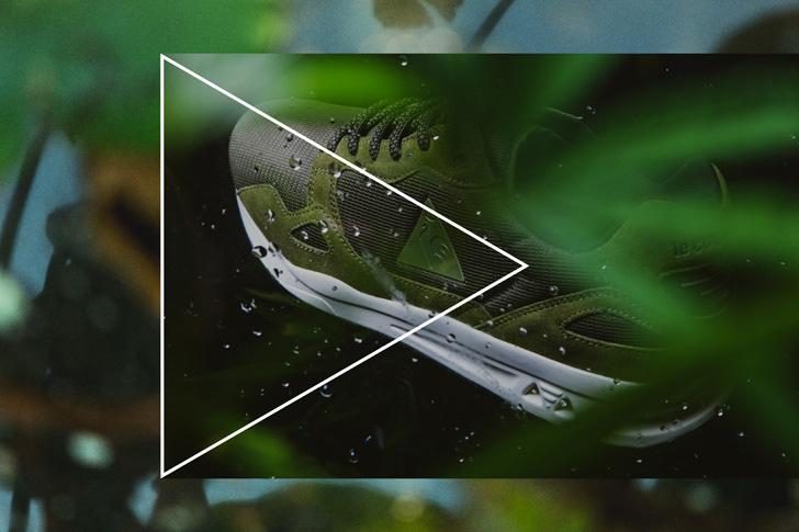 Photo03 - ルコックスポルティフより、mita sneakersクリエイティブディレクター国井栄之氏がカラーディレクションを手掛けたLCS-R900 MTが発売