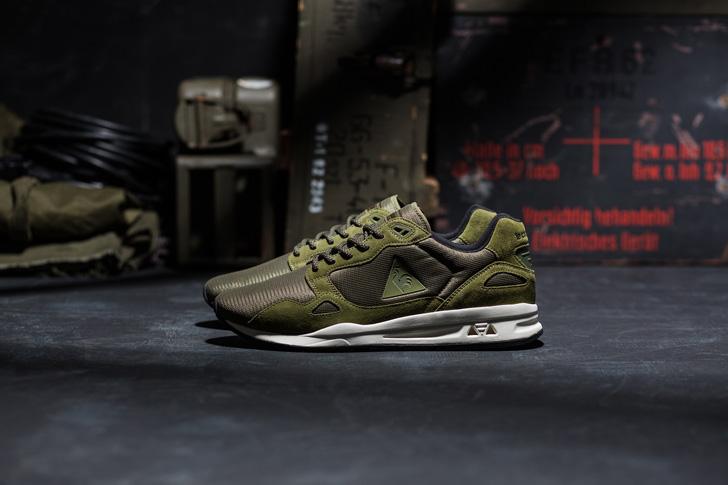 Photo08 - ルコックスポルティフより、mita sneakersクリエイティブディレクター国井栄之氏がカラーディレクションを手掛けたLCS-R900 MTが発売