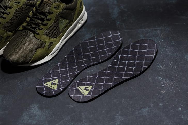 Photo11 - ルコックスポルティフより、mita sneakersクリエイティブディレクター国井栄之氏がカラーディレクションを手掛けたLCS-R900 MTが発売