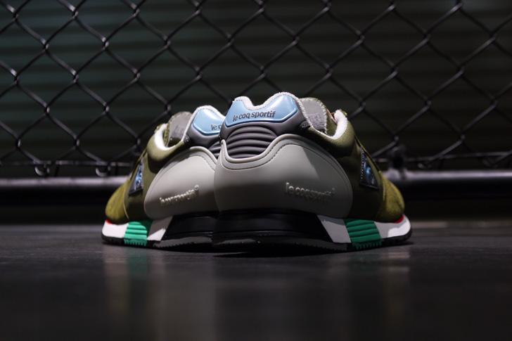 Photo06 - ルコックスポルティフは、mita sneakersクリエイティブディレクター国井氏がカラーディレクションを手掛けたEUREKAを発売