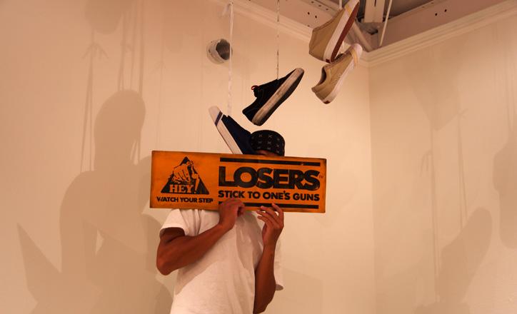 Photo02 - 日本発スニーカーブランド、LOSERSがスタート。