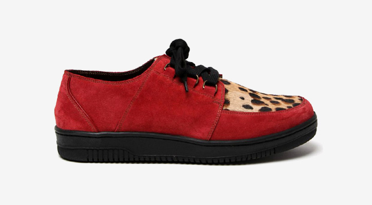 Photo01 - Marc Jacobs Suede and Leopard Print Sneaker