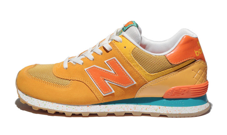 Photo01 - NEW BALANCE M574 TROPICAL FRUIT PACK