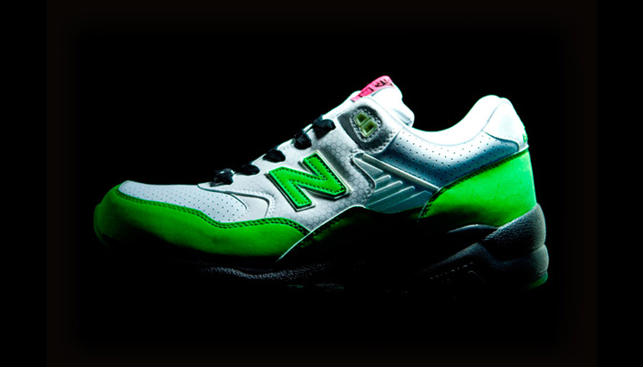 Photo01 - PHANTACi x Green Hornet x New Balance MT580GH