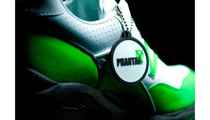 Photo03 - PHANTACi x Green Hornet x New Balance MT580GH