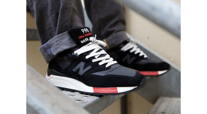 """Photo01 - New Balance M998BR """"Made in USA"""""""