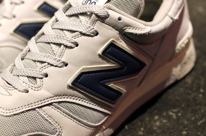 "Photo04 - new balance M1300CL LG ""made in U.S.A."""