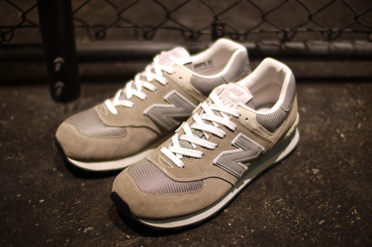 "Photo02 - new balance ML574 ""VINTAGE"""