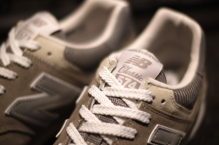 "Photo04 - new balance ML574 ""VINTAGE"""
