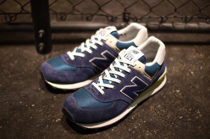"Photo05 - new balance ML574 ""VINTAGE"""