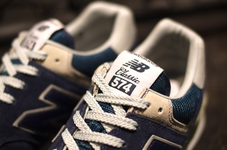 "Photo07 - new balance ML574 ""VINTAGE"""