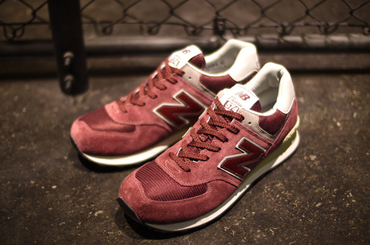 "Photo08 - new balance ML574 ""VINTAGE"""