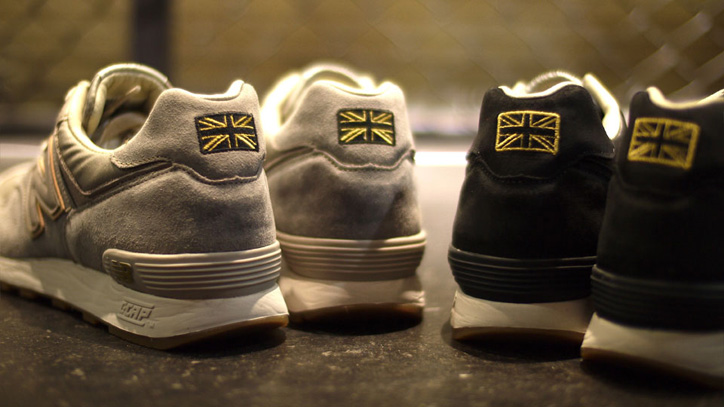 "Photo02 - new balance M576 ""ROAD TO LONDON COLLECTION"" 「made in ENGLAND」"