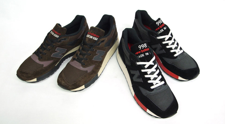 Photo01 - new balance M998 「made in U.S.A.」 「LIMITED EDITION」