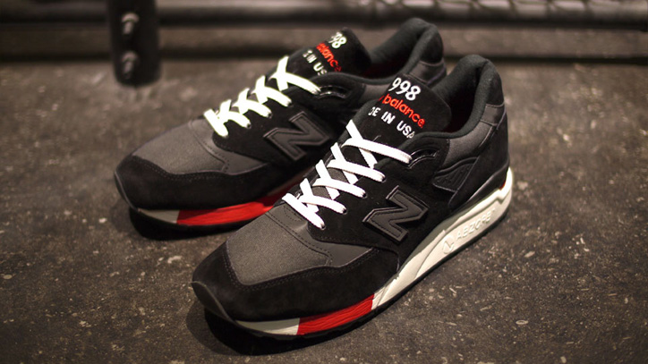 Photo02 - new balance M998 「made in U.S.A.」 「LIMITED EDITION」