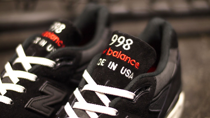 Photo04 - new balance M998 「made in U.S.A.」 「LIMITED EDITION」