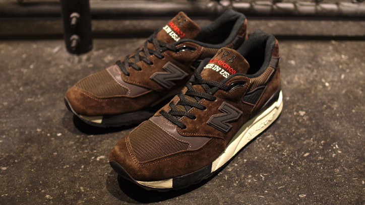 Photo06 - new balance M998 「made in U.S.A.」 「LIMITED EDITION」