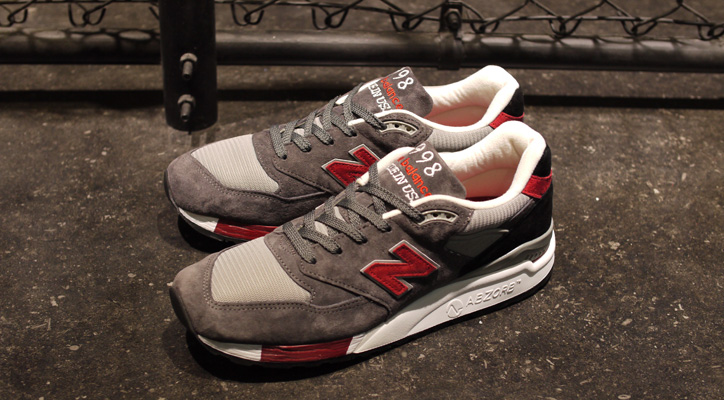 """Photo01 - new balance M998 """"made in U.S.A."""" """"LIMITED EDITION"""""""