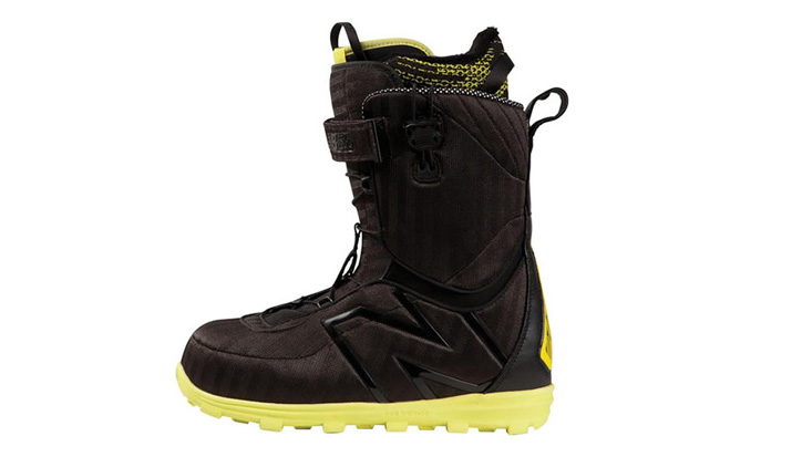 """Photo01 - New Balance x 686 """"THE TIMES LINE"""" 2012 Fall/Winter Snowboard Boot Collection"""