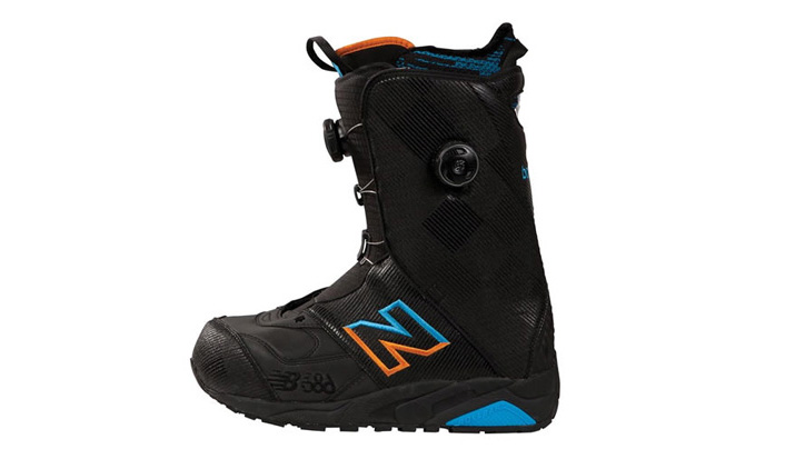 """Photo02 - New Balance x 686 """"THE TIMES LINE"""" 2012 Fall/Winter Snowboard Boot Collection"""
