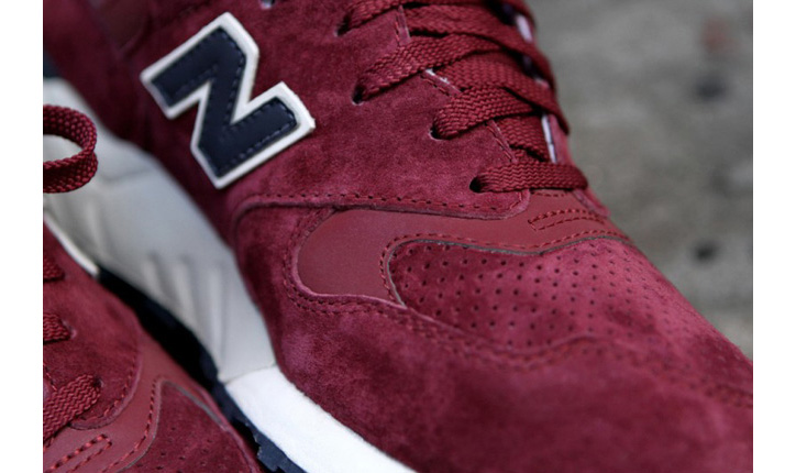 Photo04 - NEW BALANCE 999 BURGUNDY