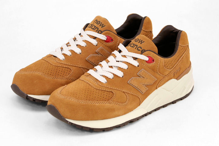 "Photo02 - Stussy x realmadHECTIC x New Balance ML999 ""Selle Francais"""