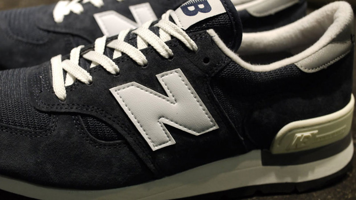 """Photo04 - new balance M990 """"made in U.S.A."""" """"LIMITED EDITION"""""""