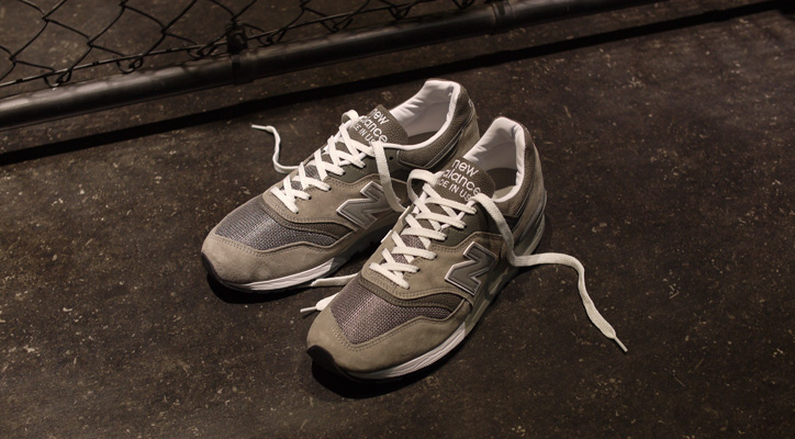 "Photo01 - new balance M997 ""made in U.S.A."" ""LIMITED EDITION""が遂に完全復刻"