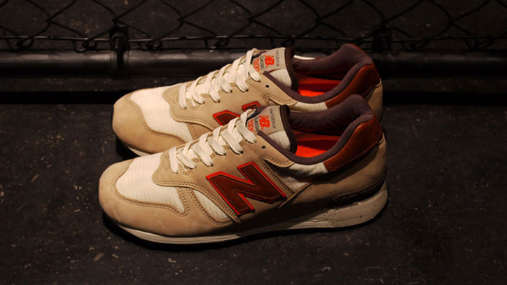 "Photo07 - new balance M1300CL ""made in U.S.A. ""が日本国内2店舗限定で発売"