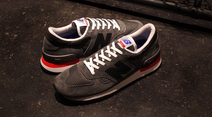 "Photo01 - new balance ""GREAT AMERICAN NOVELS"" ""made in U.S.A."" の先行予約が開始"