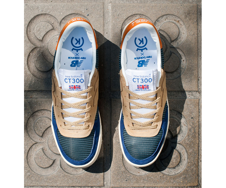 Photo06 - ニューバランス、ヨーロッパセレクトショップ「Hanon」「24 Kilates」「Firmament」とのコラボレーションモデル「CT300」を日本国内3店舗限定で発売