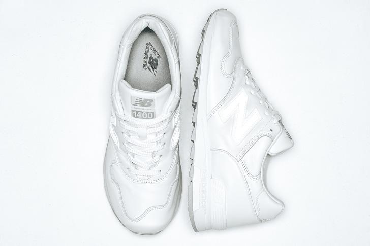 Photo04 - ニューバランスから、オールホワイトの WHITE INSTINCT コレクションが登場