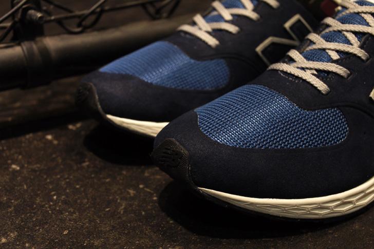 Photo03 - ニューバランスから、最新ソールユニットFRESH FOAMを搭載したmita sneakersのコラボモデルMFL574