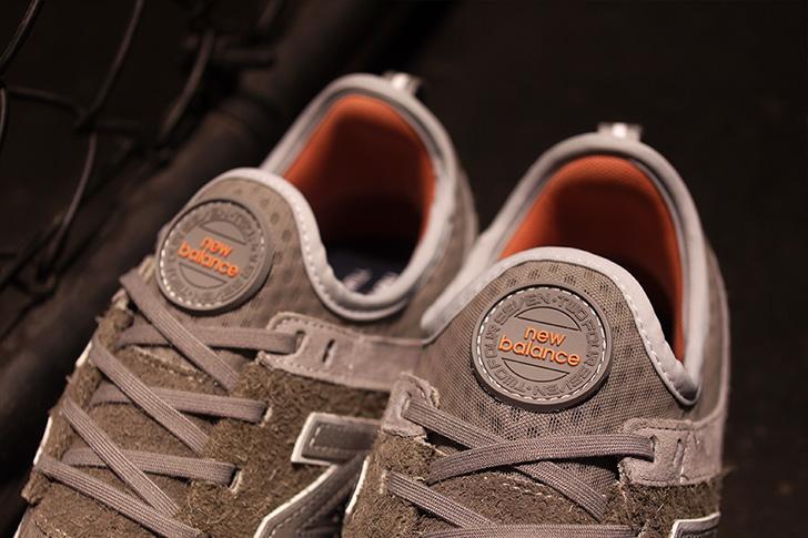 """Photo07 - ニューバランスから、鼠をデザインソースにmita sneakersとのコラボモデルMRL247 """"TOKYO RAT""""が発売"""