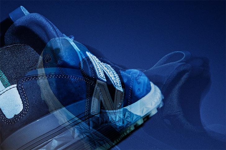 Photo02 - ニューバランスから、BLUE HOURと呼ばれるmita sneakersとのコラボレートモデルMS574が発売