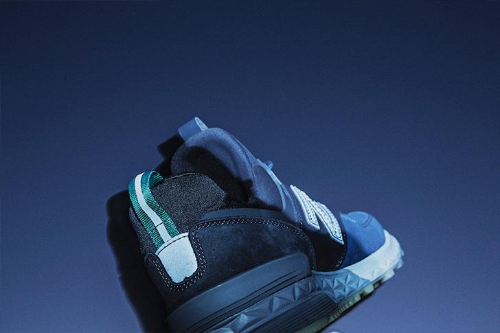 Photo07 - ニューバランスから、BLUE HOURと呼ばれるmita sneakersとのコラボレートモデルMS574が発売