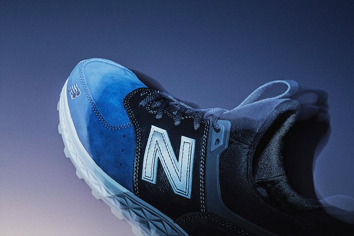 Photo08 - ニューバランスから、BLUE HOURと呼ばれるmita sneakersとのコラボレートモデルMS574が発売