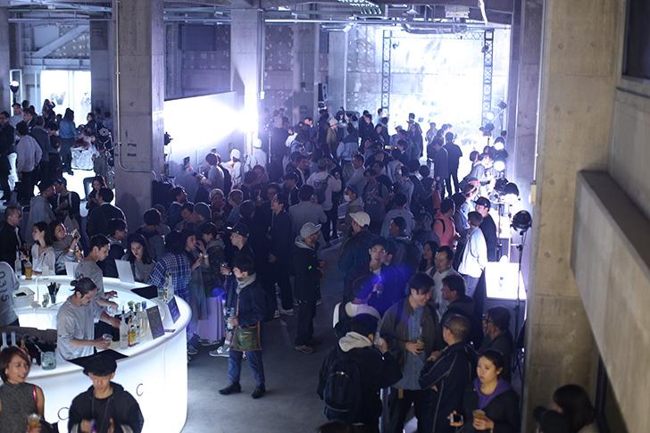 "Photo12 - ニューバランスを象徴する""グレー""の574の発売を記念したグローバルイベントNew Balance GREY DAYが開催"