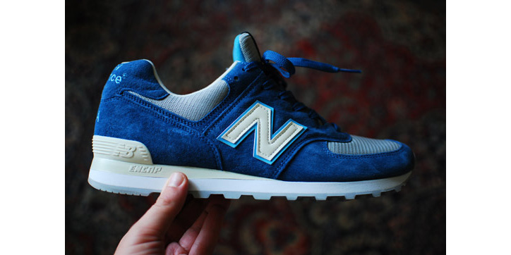 """Photo01 - New Balance 574 Made in USA """"Babe the Blue Ox"""""""