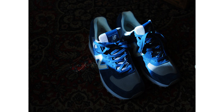 "Photo03 - New Balance 574 Made in USA ""Babe the Blue Ox"""