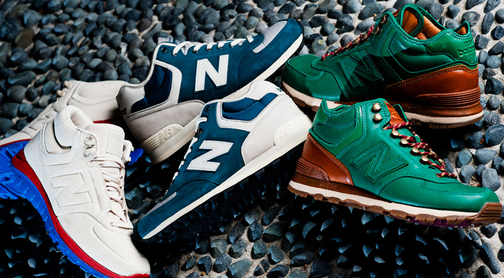 """Photo02 - LEFTFOOT x streething x new balance """"PPF COLLECTION / APAC PROJECT"""""""
