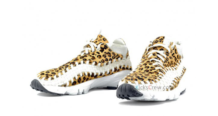 Photo02 - Nike Air Footscape Woven Chukka Motion Leopard