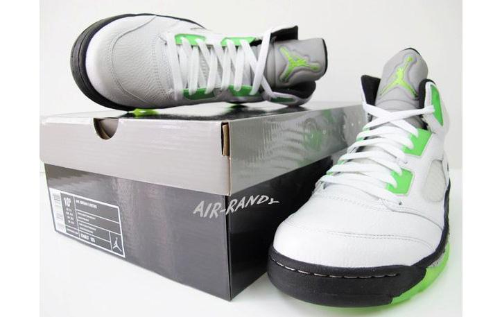 Photo04 - Nike Air Jordan 5 Retro Quai 54