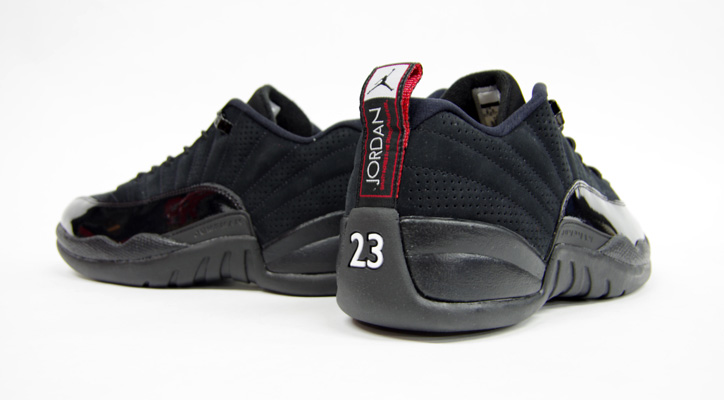 Photo04 - NIKE AIR JORDAN 12 RETRO LOW