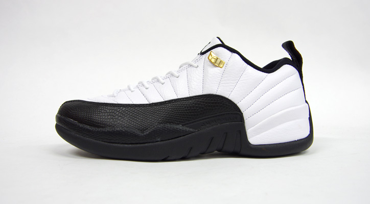Photo05 - NIKE AIR JORDAN 12 RETRO LOW