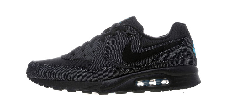 Photo01 - Nike Air Max Light – Black Denim