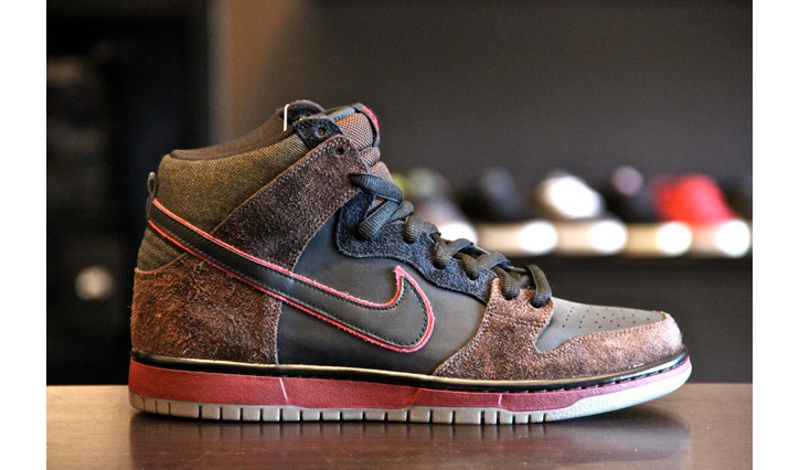 Photo01 - Brooklyn Projects x Nike SB Dunk High – Reign In Blood