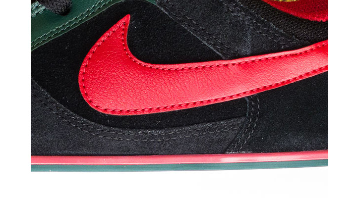 Photo02 - Nike SB P-Rod 2.5 - Gucci Colourway